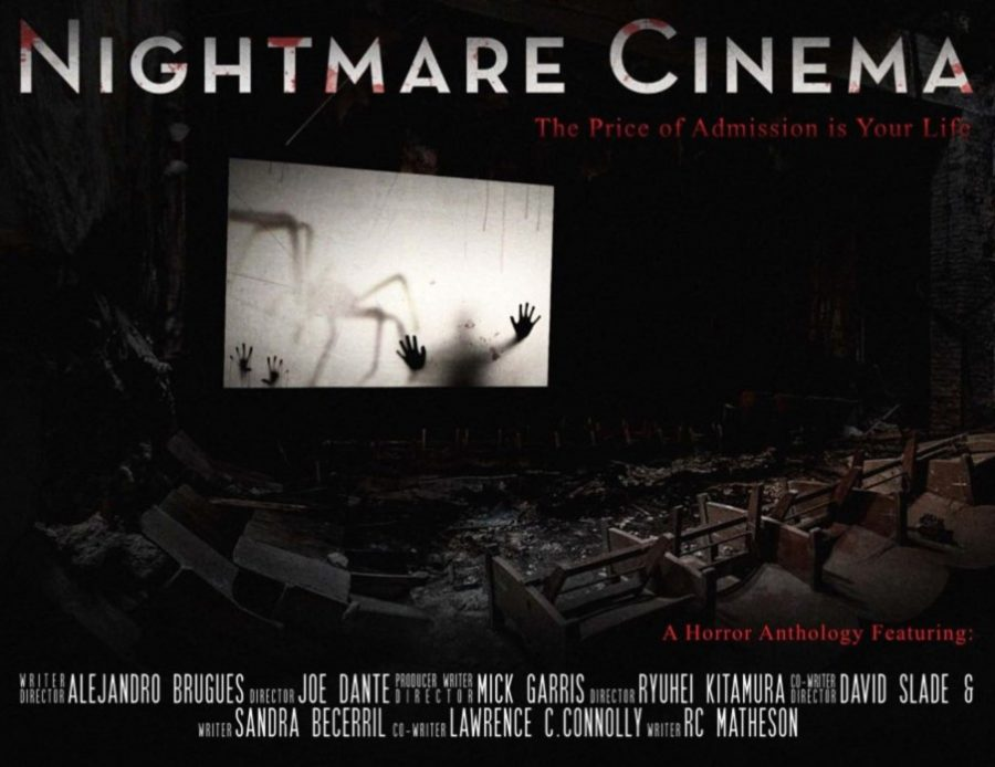 Nightmare Cinema: A Look Inside Horror Screenwriting – The