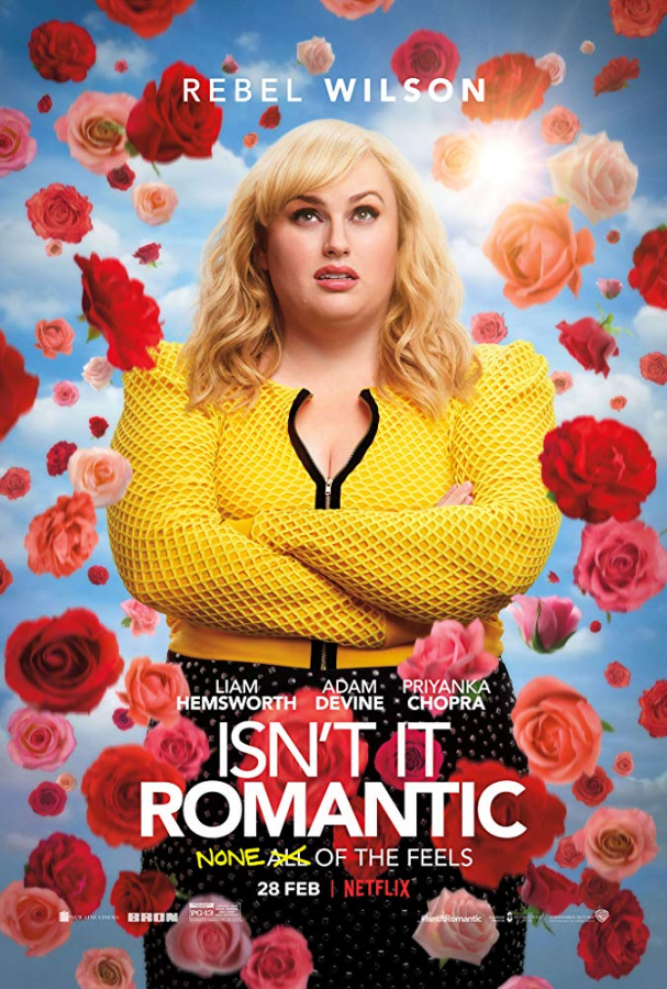 Rebel Wilson stars in a new romantic comedy that is entertaining but not quite as original as it seems. (https://www.imdb.com/title/tt2452244/mediaviewer/rm4253116672)
