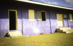 The Community Center was a building where we would meet to have presentations on Belize given by our two Global Public Service Academies guides on medical topics and generally important information. (Sophia Fruehauf/Sewickley Academy)